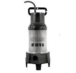 ELPUMPS BT 6876 K relével, darabolós szivattyú