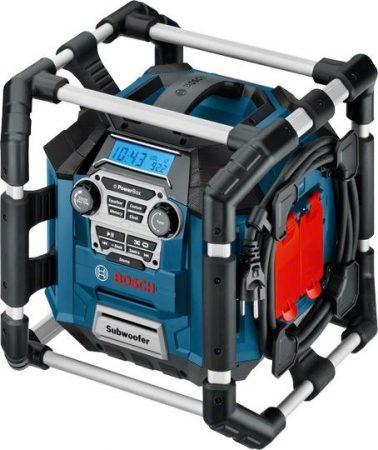 Bosch Professional PowerBox GML 20 akkus rádió