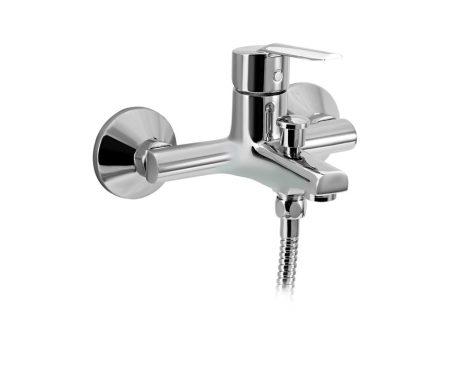 MOFÉM MAMBO 5 kádtöltő csaptelep zuhanyszettel