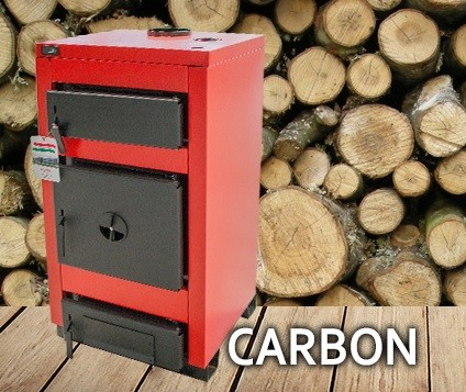 Hőterm Carbon 28 ÚJ! Vízrostélyos