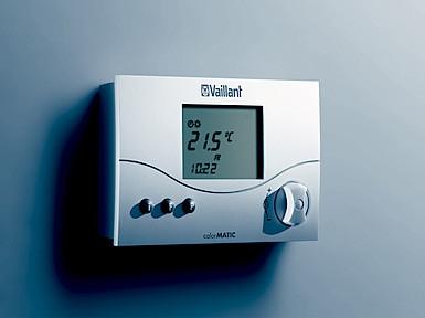Vaillant calorMATIC 400 időjárás-követő szabályozni