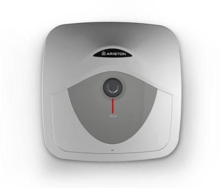 Ariston AN RS 10/3 EU, 10 l-es villanybojler, mosogató fölé szerelhető