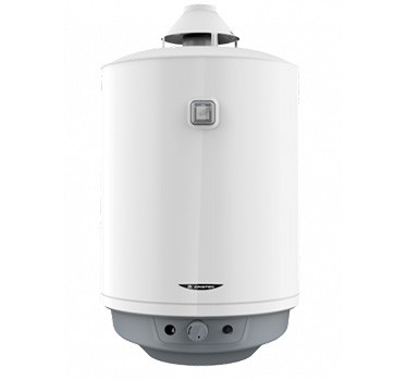 Ariston S/SGA X 120 EE gázüzemű vízmelegítő kéményes, fali, 120 literes