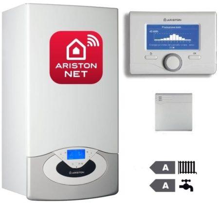 Ariston Genus Premium NET 35 távvezérlő rendszerrel
