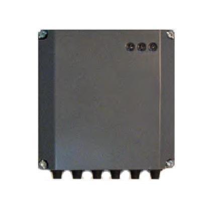 Ariston Gyári multifunkcionális vezérlő - Három fix hőmérsékletű kör vezérlésére