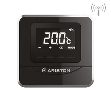 Ariston Cube RF Vezeték Nélküli Programozható Digitális Szobatermosztát