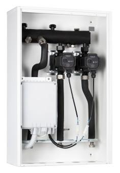 Immergas DIM 2 ZONE ERP 2 zónához, energiatakarékos szivattyúkkal