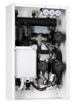 Immergas DIM AI2-BT ERP 3 zónához 2 keverőszeleppel, Energiatakarékos szivattyúkkal