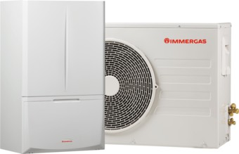 Immergas MAGIS PRO 5 ERP szplit rendszerű levegő-víz hőszivattyú