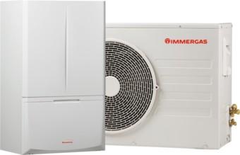 Immergas MAGIS PRO 10 ERP szplit rendszerű levegő-víz hőszivattyú