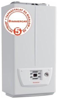 Immergas VICTRIX OMNIA  fali kondenzációs gázkazán 20,2/25 kW