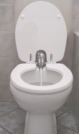 Interex Toilette-net bidés wc tető 420L