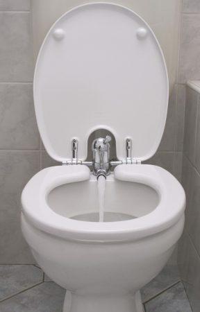 Interex Toilette Nett 520-T bidés WC ülőke