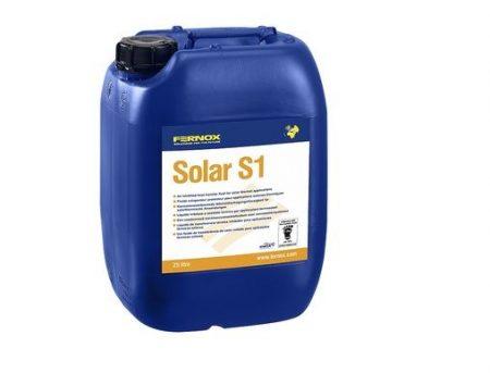 FERNOX S1 25 liter - hőközlő folyadék napkollektoros rendszerekhez