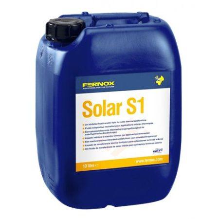 FERNOX S1 10 liter - hőközlő folyadék napkollektoros rendszerekhez