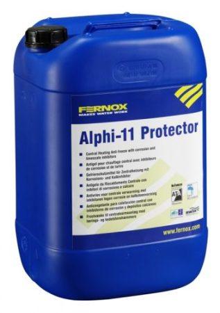 FERNOX Alphi-11 25 liter - korróziógátlóval kevert fagyálló