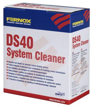 FERNOX DS-40 1,9 kg - sav fűtésrendszer tisztításhoz