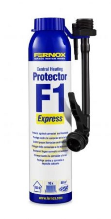 FERNOX F1 Express (aerosol) 265ml - korróziógátló adalék 100 liter vízhez