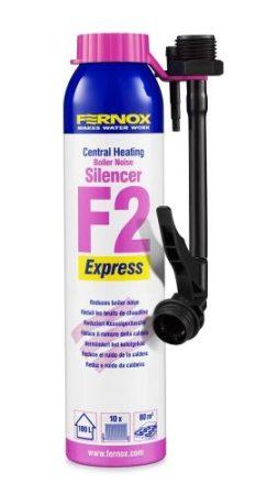 FERNOX F2 Express (aerosol) 265ml - kazánzaj csökkentő 100 liter vízhez