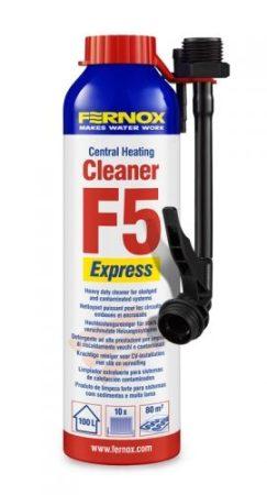 FERNOX F5 Express (aerosol) 280ml - tisztítószer erősen szennyezett rendszerhez, 100 liter vízhez