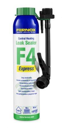 FERNOX F4 Express (aerosol) 265ml - szivárgás tömítő 100 liter vízhez