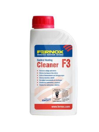 FERNOX F3 10 liter - tisztítószer 2000 liter vízhez