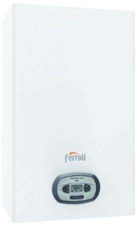 Ferroli Bluehelix Tech RRT 24C fali kombi kondenzációs kazán 4,9-24,5 kW