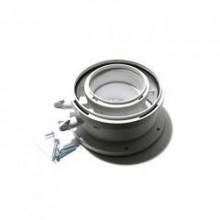 BOSCH AZB 931 indító adapter Condens 3000 W/Condens 7000 W kazánhoz, D80/125mm