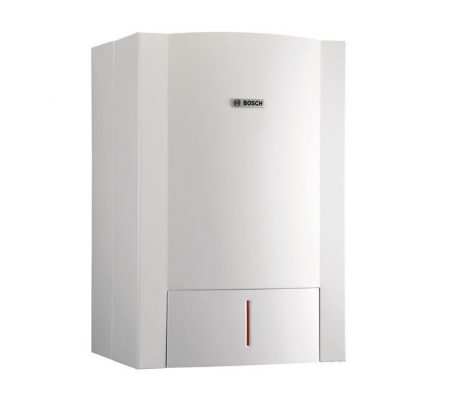 Bosch  Condens 7000 WT ZWSB 22/28-3 E 23 beépített melegvíztárolós kondenzációs falikazán 22kW új kivitel ERP kész