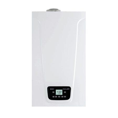 BAXI Duo-Tec Compact E 24 ERP kombi kazán, kondenzációs, fali, F:20kW,