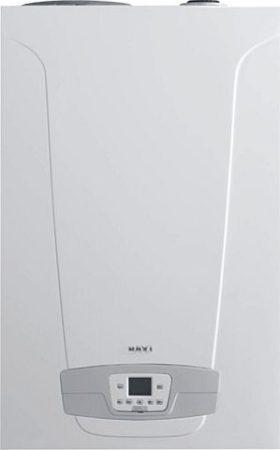 BAXI Nuvola Duo-Tec 16+ ERP hőközpont(45l inox tároló),kondenz.,fali,16kW,IPX5D