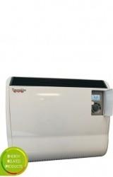 Fondital GAZELLE EVO 5000 Zárt égésterű gázkonvektor elektronikus gyújtással, ionizációs lángőrzéssel, ventilátorral