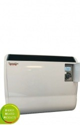 Fondital GAZELLE EVO 5000 Zárt égésterű gázkogázkonvektor elektronikus gyújtással, ionizációs lángőrzéssel, ventilátorral