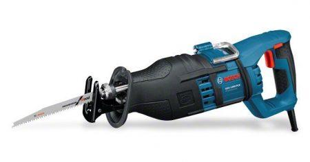 BOSCH GSA 1100 E szablyafűrész, fában 230mm, fémben 20mm, 1100W