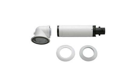 BOSCH AZB 916 vízszintes elvezető készlet, teleszkópos, D60/100mm