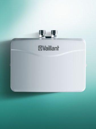 VAILLANT VED H 6/2 miniVED átfolyós vízmelegítő, elektromos, zárt rendszerű, 5.7kW