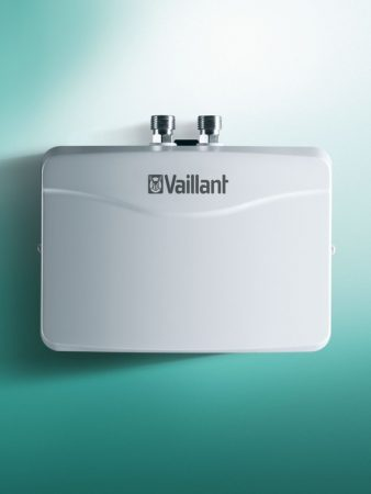 VAILLANT miniVED H 6/2 N ERP átfolyós vízmelegítő, elektromos, nyitott, 5.7kW