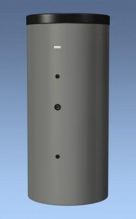 HAJDU Aquastic 2000 puffertartály hőcserélő nélküli, szigeteléssel