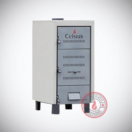 Celsius 25-29 kW  29 kW-os lemez vegyestüzelésű kazán