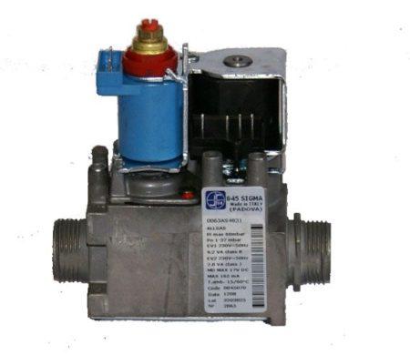 """SIT SIGMA 845 gázszelep 3/4""""K-3/4""""K 230 V"""