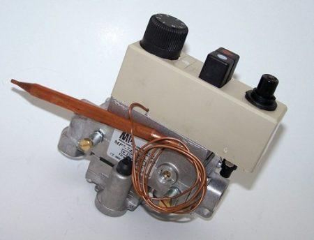 CR6 Gáznyomás-szabályozó szelep