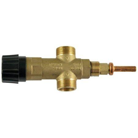 Regulus JBV-1 termosztatikus visszahűtő szelep