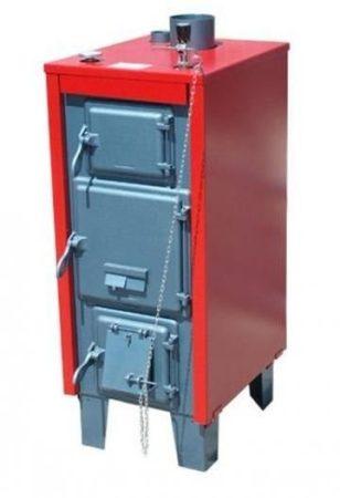 Totya VR - 33 kW szigeteléssel és huzatszabályzóval (vízrostélyos)