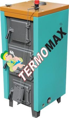 Termomax 22 lemez vegyestüzelésű kazán