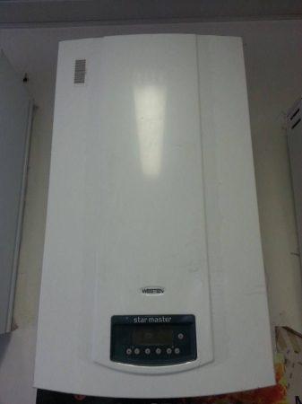 Westen STAR MASTER +240 FI ERP fali kondenzáló kombi gázkazán  (  üzletben kiállított darab )