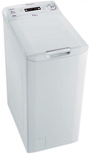 Candy EVOGT 12072D3/1-S Felültöltős mosógép A+++, 7kg