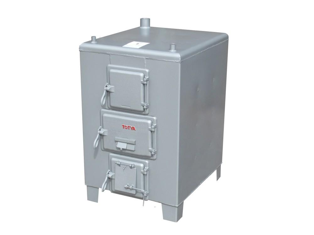 Totya-2 Klasszikus 35 kW  + automata huzatszabályozó