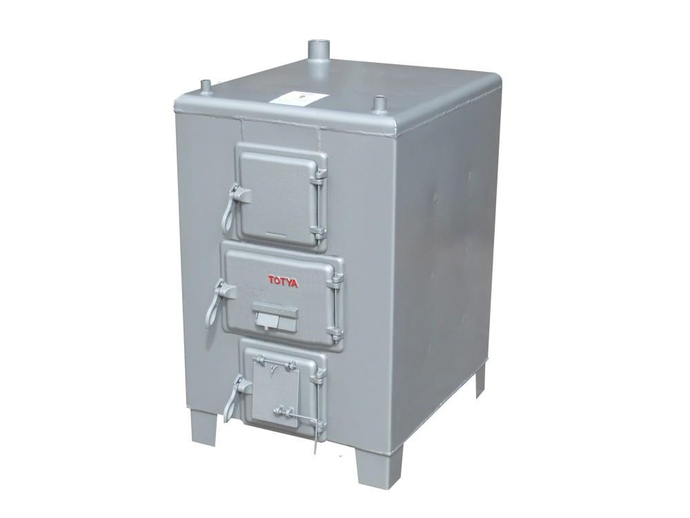 Toty  Klasszikus 4 40 kW + automata huzatszabályozó   + Ajándék biztonsági szelep