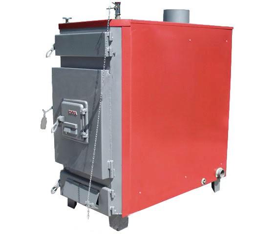 Totya  Titan -7 55 kW nyitott fűtéskör burkolat nélkül (szalmabálás)