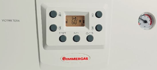 Immergas radiátor